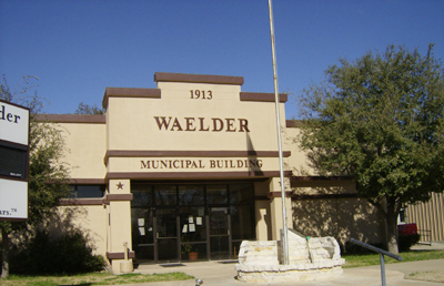 City of Waelder